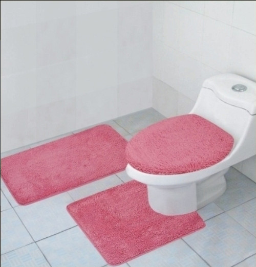 Hailey bath mat set linen store for Big w bathroom mats
