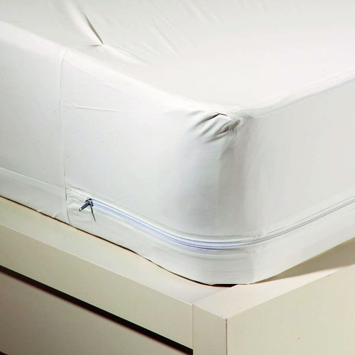 Zipper Vinyl Mattress Cover