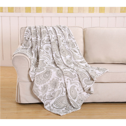 Jessica Collection Micro Plush 50x60 Throw Blankets