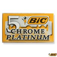 Bic Chrome Platinum Double Edge Blades