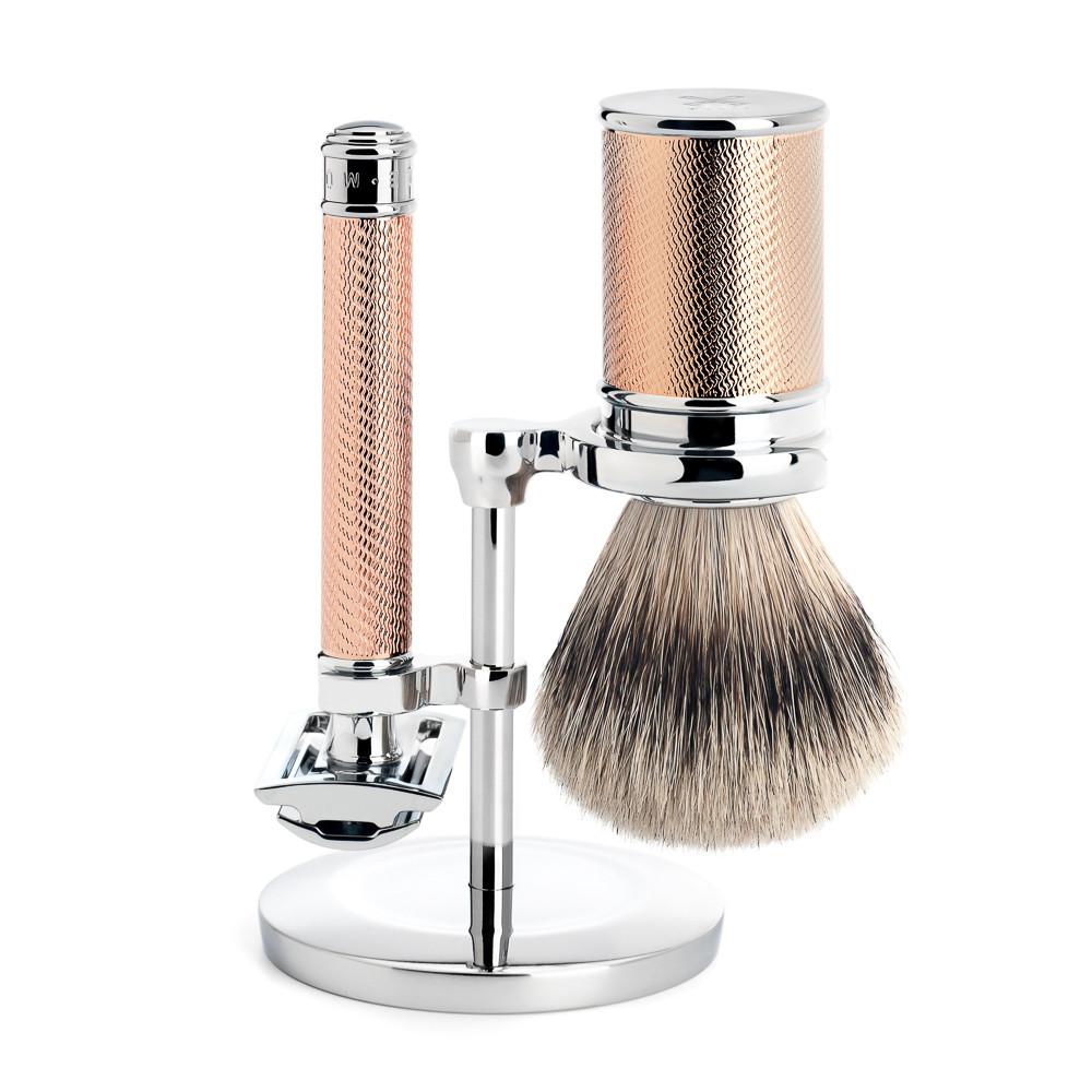 Muhle Shaving Products for Harry Rosen - YouTube