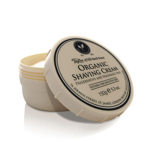 Taylor Organic Shave Cream Bowl