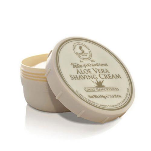 Taylor Old Bond St Aloe Vera Shaving Cream