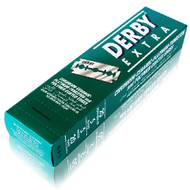 Derby 100 Double Edge Blades Full Box