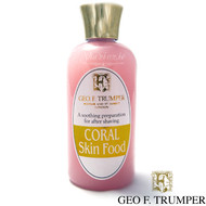 Geo F Trumper Coral Skin Food