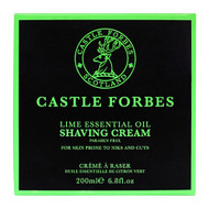 Castle Forbes Lime Shaving Cream