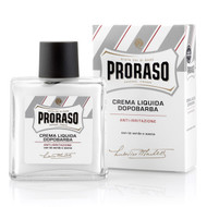 Proraso Liquid Cream Aftershave Balm with Green Tea & Oat