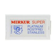 Merkur Double Edge Razor Blades