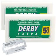 Derby Extra DE Razor Blades