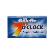 Gillette Blue 7 O'Clock Super Platinum