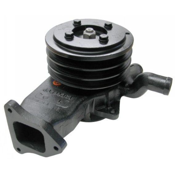 International Tractor Water Pumps : Ih tractor part water pump v redrunrite