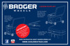 Badger 250 Instruction Sheet 3