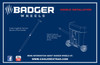 Badger 250 Instruction Sheet 4