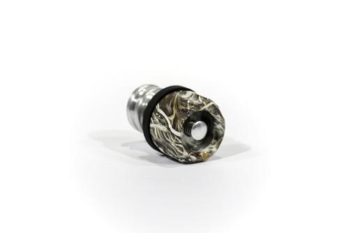 Yeti Cooler aluminum drain plug Grizzly valve Six Shooter Camo