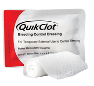 QuikClot® Bleeding and Control Dressing Rolled Gauze