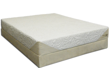 Miracle Bed Mattress on a Low Profile Base (Low Profile Base sold separately)