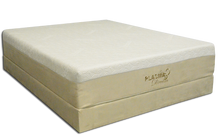 Dream Grand Mattress on a Low Profile Base (Low Profile Base sold separately)