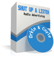 RADIO ADVERTISING: SHUT UP & LISTEN Dick Orkin & Christine Coyle mp3