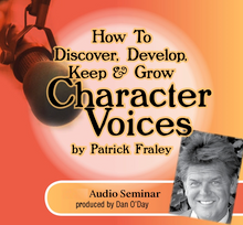 Pat Fraley character voices seminar mp3 download
