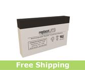 Clary Corporation UPS500VA - UPS Battery