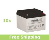 Deltec 2066 - UPS Battery Set