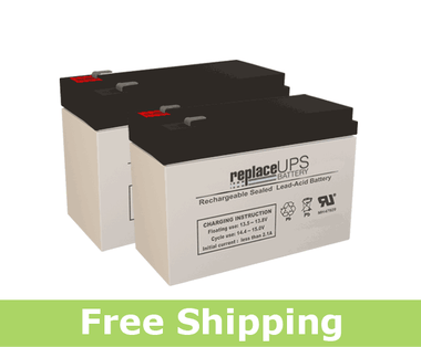 APC BACK-UPS RS BR1000G - UPS Battery Set