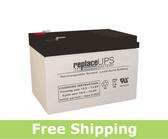 Power Rite PRB1212 - SLA Battery