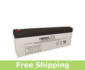PowerCell PC1223 - SLA Battery