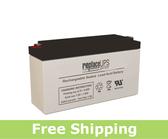 PowerCell PCH650M - SLA Battery