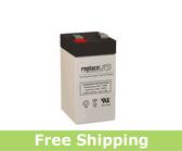 MK Battery ES4.5-4 - SLA Battery