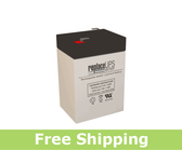 FirstPower FP628 - SLA Battery
