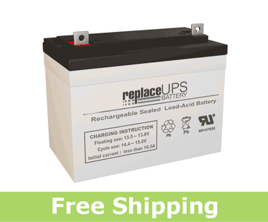 Simplicity REGENT 17H - Lawn and Garden Battery