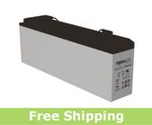 SigmasTek SPF12-75 - Front Terminal Telecom Battery
