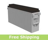 SigmasTek SPF12-100B - Front Terminal Telecom Battery