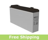 SigmasTek SPF12-125 - Front Terminal Telecom Battery