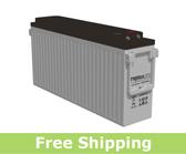 SigmasTek SPF12-180 - Front Terminal Telecom Battery