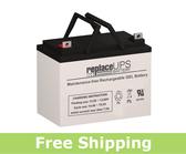 Power Sonic DCG12-32 - GEL Battery