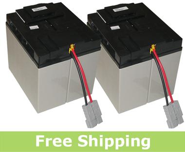 APC RBC55 - Assembled Battery Cartridge