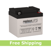 Hubbell IMF12190 - Industrial Battery