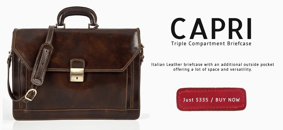Capri-Triple-Compartment-Briefcase