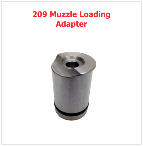 209 Muzzle Loading Adapters