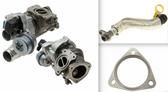 Turbocharger. OEM/Borg Warner.