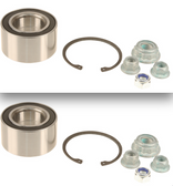 2 front wheel bearing kits from Febi Bilstein