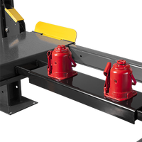 BendPak JP-3 Fixed Sliding Jack Tray 3000 LBS
