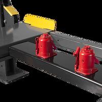 BendPak JP-6 - Telescoping 6,000-lb. Capacity Sliding Jack Platform for Runway Lifts