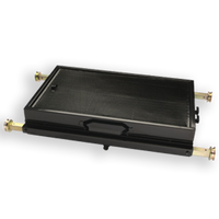 DP-30 18-Gallon Rolling Drain Pan for 4-Post Lifts