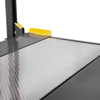 BendPak Aluminum Solid Deck (Pair) HD-7 and HD-9XW, HD9XL, HD9STX Narrow Runway Setting