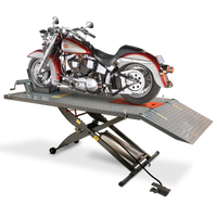 Ranger RML-600XL Pneumatic Motorcycle Lift Package