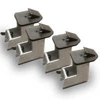 Ranger R30XLT Elevated Expansion Clamps fits R30XLT NextGen series tire changers by Ranger Products.