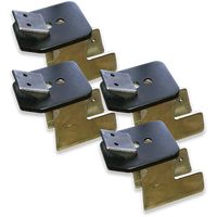 Ranger R745 Elevated Expansion Clamps fits R745 series tire changers by Ranger Products.